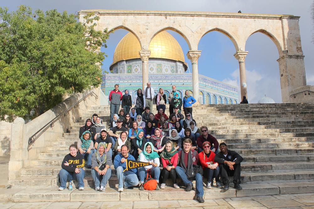 Centre College - Study Abroad